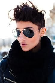 #style #fashion #androgynous