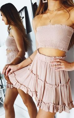 Chic and casual outfits 2019 charming, spring summer outfits ideas nice gorgeous teen fashion outfits Summer Outfits For Teens, Casual Summer Outfits, Trendy Outfits, Beach Outfits, Casual Dresses For Teens, Pretty Teen Dresses, Holiday Outfits, Casual Summer Fashion, Boho Spring Outfits