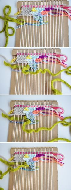 How to doodle weave                                                                                                                                                                                 Mais