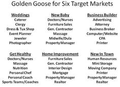 golden-geese-22 Effective Marketing Strategies, Everyone Knows, Human Resources, Make More Money, Property Management, Business Opportunities, Get Healthy, New Baby Products