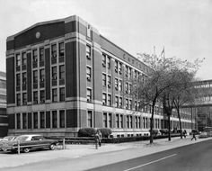 Cadillac's Clark Street Assembly Plant. This is where my dad worked to put bread on our family's table.