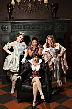 Fairy Tale Run of DISENCHANTED!