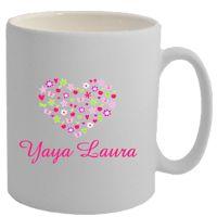 taza personalizada para abuela, regalo abuela