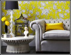 I pinned this from the Modern Baroque - Inspired by Design Legend Dorothy Draper event at Joss and Main!