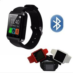 A8 Bluetooth SmartWatch  Digital Sport Device for Android Platform (FREE)