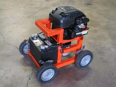 How To Convert Your Lawn Mower Into A Generator - LivingGreenAndFrugally.com