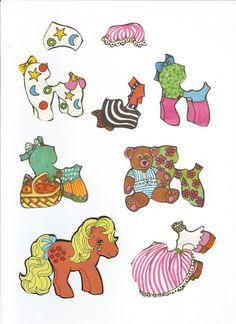 My Litle Pony - Pia Larsson - Álbumes web de Picasa