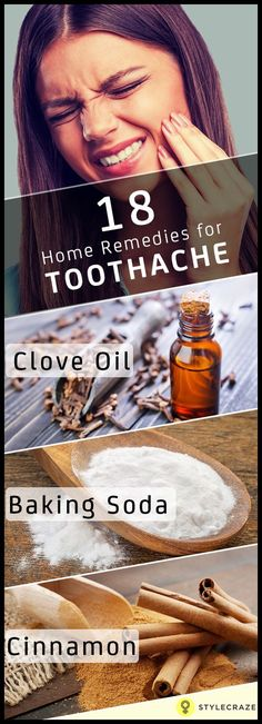 The best way to tackle a toothache is by using effective home remedies. But remember, these home remedies for toothache do not cure the underlying problem. They will only provide relief from the pain.