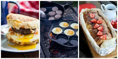 18 Easy Campfire Recipes That Are Finger-Licking Good  - CountryLiving.com
