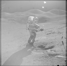 This Video Shows a Photo Shoot on the Moon
