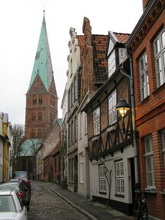 I miss Lubeck so much