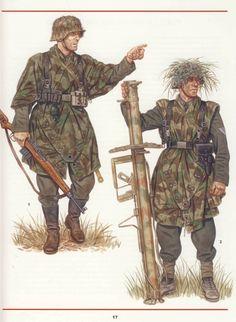 German army grenadiers 1944 - 1945