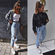 Outfits 2019 Outfits casual Outfits for moms Outfits for school Outfits for teen girls Outfits for work Outfits with hats Outfits women Casual Sporty Outfits, Tomboy Outfits, Basic Outfits, Mom Outfits, College Outfits, Simple Outfits, Trendy Outfits, Cute Outfits, Fashion Outfits