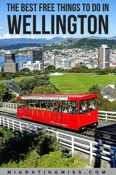 35 Best Cheap and Free Things to Do in Wellington New Zealand (From a Local) - Looking for what to do in Wellington? These are the best things to do in Wellington cheap and free as recommended by a local! Travel Guides, Travel Tips, Wellington New Zealand, Wellington City, New Zealand Adventure, New Zealand Travel Guide, Free Things To Do, Koh Tao, Europe