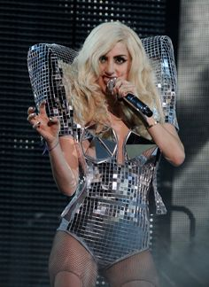 disco ball gaga