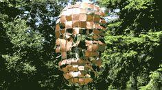 sculpture kinetique scifi 05 Les sculptures cinétiques dAnthony Howe