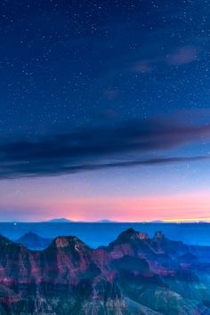 USA, Arizona, Grand Canyon, North Rim, Stars by Alan Copson - Photo 118704109 / 500px