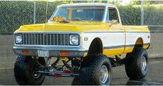 Chevy 4X4