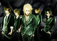Screw -Japanese Visual Kei band