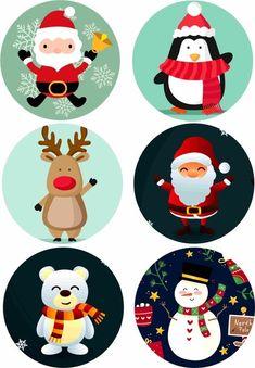 RECORTE EM FELTRO ENFEITE PARA ÁRVORE DE NATAL - EA01 Merry Christmas, Christmas Topper, Christmas Images, Christmas Themes, Holiday Crafts, Christmas Holidays, Christmas Decorations, Xmas, Christmas Ornaments