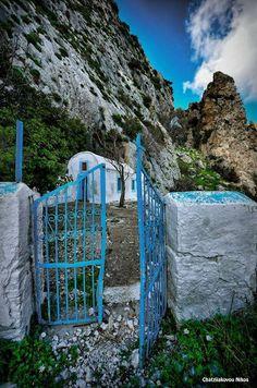 Chapel in Samos (photo by Nikos Chatziiakovou)
