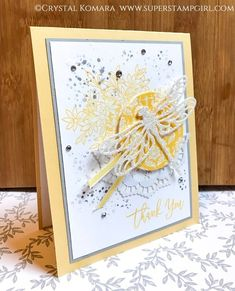  My 2016 Gallery Bee Cards, Die Cut Cards, Butterfly Cards, Card Maker, Paper Cards, Greeting Cards Handmade, Scrapbook Cards, Homemade Cards, Stampin Up Cards