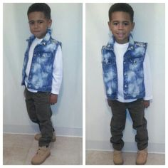 Little boy fasion Etsy store CurlyQsCounter
