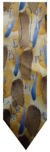 Amazon.com: Men's J. Jerry Garcia Neck Tie Limited Edition Landscape Collection Fifty-five XL Extra Long