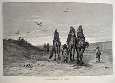 Antique Picturesque Egypt Egyptian Archaeology Nile Pyramid Art Arabian Islam | eBay Archaeology, Egyptian, Islam, Moose Art, History, Antiques, Painting, Plates, Animals