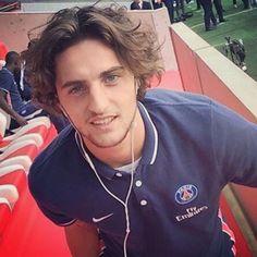 french footballer Adrien Rabiot