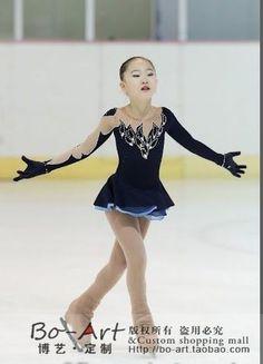 hot-sales- Ice- Skating- Dress