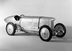 Mercedes-Benz Streamliners - Profile, History, Photos