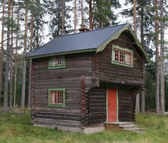 Härbre This Old House, House 2, Old Farm Houses, Tiny Houses, Cabins And Cottages, Nordic Design, Cozy Cottage, Scandinavian Home, Homesteading