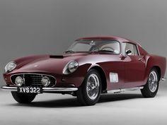 Ferrari 250 Tour de France, 1956-1959