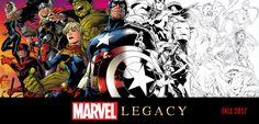 Marvel Legacy #1: O verdadeiro time de vingadores de 1.000.000 ac será revelado