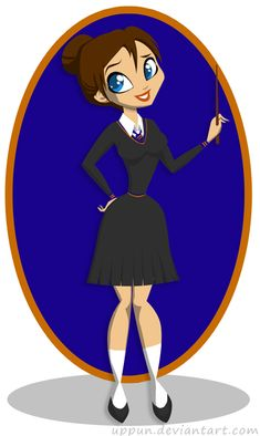 HP Princess-Jane: Ravenclaw House! (I actually think she would be in Gryffindor but this is still cute)