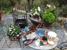 My fairy garden supplies