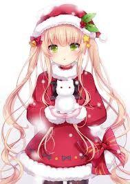 Anime Weihnachten Bilder.Die 23 Besten Bilder Von Anime Weihnachten In 2018 Weihnachten