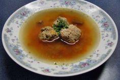 Jak udělat závařky do polévek Eggs, Meat, Chicken, Cooking, Breakfast, Ethnic Recipes, Soups, Kitchen, Morning Coffee