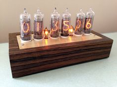 Made in Brooklyn. Custom Nixie Clocks made to order. https://www.etsy.com/listing/460284496/nixie-clock?ref=shop_home_active_1