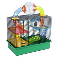 Wide range of Hamster Cages available to buy today at Dunelm-Extra.