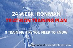 IRONMAN Certified Coach, Michael Bieber shares his advice on developing triathlon training plans.