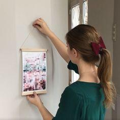 ... nem csak a képkeret, hanem a falikép maga is! Gondoltam egyet, és festettem egy képet erre az üres falra - nektek hogy tetszik? #falikép #képkeretdiy #pixelesfalikép #pixelesdekoráció #falidekoráció #falidíszsajátkezüleg #faliképkészítés #kretívfestmények #festménykészítés #kreatívötletek #kreatívlakásdekorációötletek #wallpicture #diywallpicture #picture #walldecoration My Little Corner, Backless, Modern, Dresses, Fashion, Vestidos, Moda, Trendy Tree, Fashion Styles
