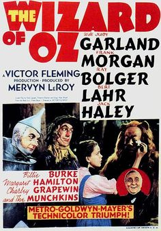 Judy Garland Wizard of Oz Vintage Film Movie Poster sizes matte+glossy avail] Classic Movie Posters, Movie Poster Art, Classic Movies, Film Posters, Cinema Posters, Art Posters, Retro Posters, Disney Posters, Poster Poster