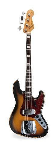 Fender Jazz bass 1968