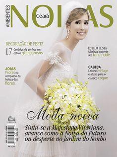 Noivas Ceará #8 - Sinta-se a Majestade Vitoriana, avance com a Noiva do Futuro ou desperte no jardim do sonho.