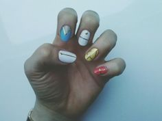 #nails #nailart #manicure #nailpolish #fashion #stylish