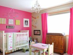 idée de décoration de chambre bébé