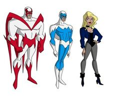 Hawk, Dove and Black Canary