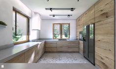 Kuchnia styl Nowoczesny - zdjęcie od BAGUA Pracownia Architektury Wnętrz